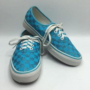 Vans Glitter Checkerboard Authentic Sneakers